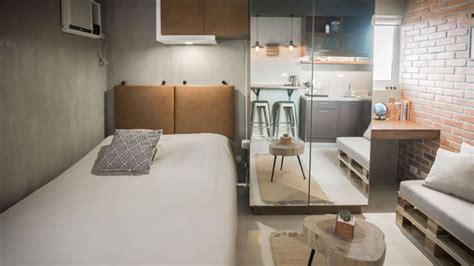 modern industrial    sqm studio unit condo