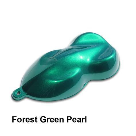 forest green metallic paint autos post