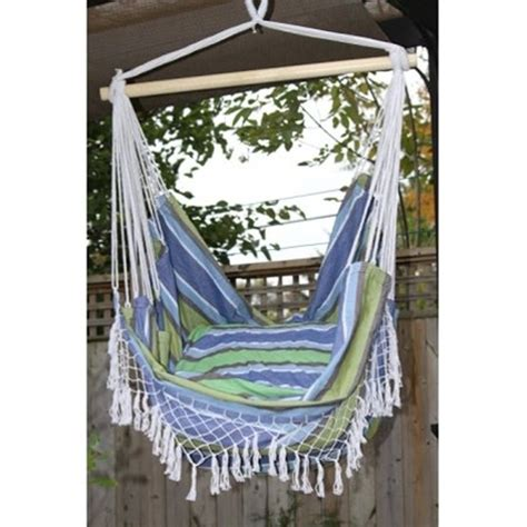 lowes hammock swing shop vivere brazilian style oasis fabric hammock chair at