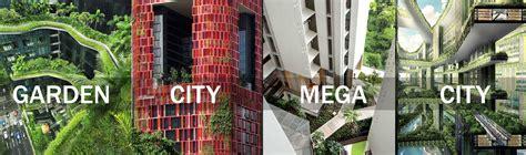 Architecturaldesigns the skyscraper museum garden city mega city