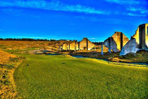 chambers bay layout for us open the 2015 u s golf open sets history at chambers bay
