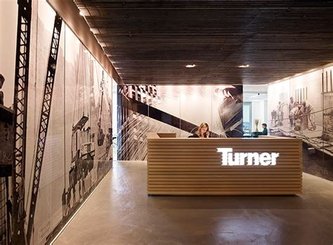 Create Office Floor Plan paulett taggart architects turner construction offices