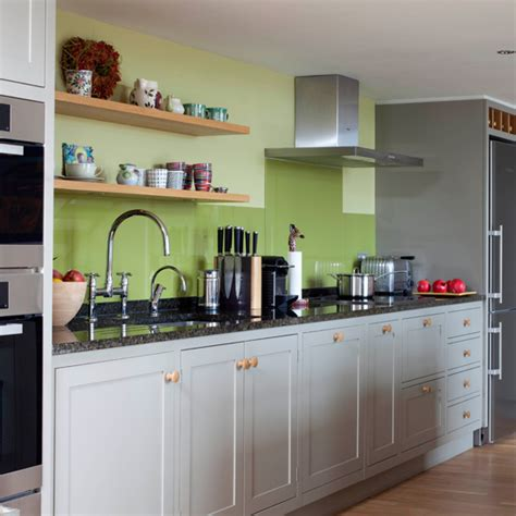 green kitchen decorating ideas grey and green traditional kitchen kitchen decorating