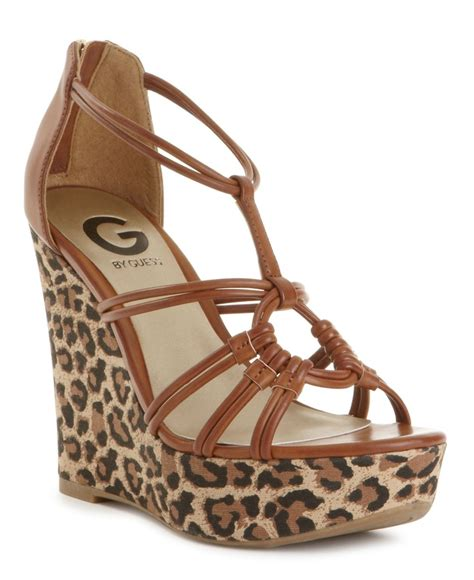 g by guess sandals g by guess s shoes divinci wedge sandals juniors