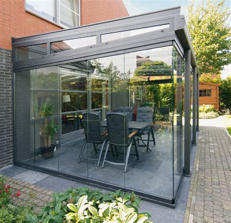 Fall Patio glass patio rooms from weinor glasoase