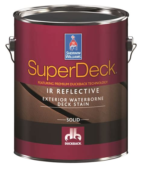 Sherwin Williams Stain Colors by Reflective Stain Professional Deck Builder Finishes