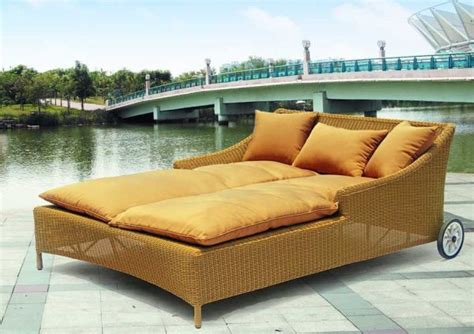 outside bed seven outdoor lounge beds to relax in comfort hometone