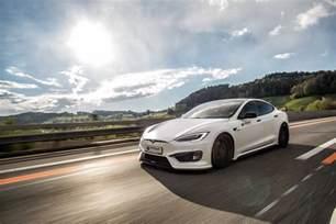Tesla Model S Us Official Prior Design Tesla Model S P100d Gtspirit
