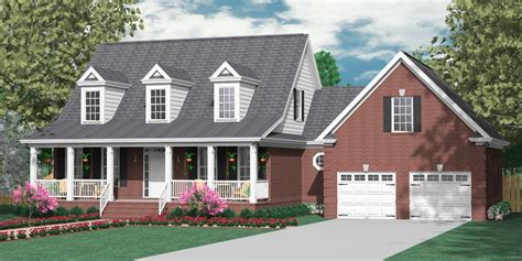 Southern heritage home designs house plan 2109 c the mayfield quot c quot