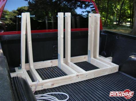 Diy Pop Up Cer Bike Rack by Truck Bed Bike Mounts Questions Ridemonkey Forums