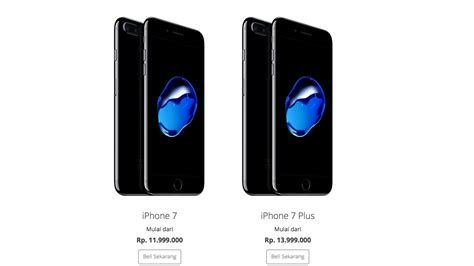 daftar harga dan cara pre order iphone 7 di ibox macpoin