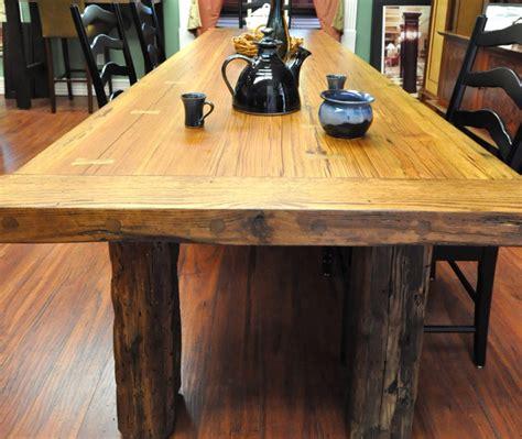 Reclaimed Wood Farm Tables Farmhouse Dining Table Reclaimed Wood