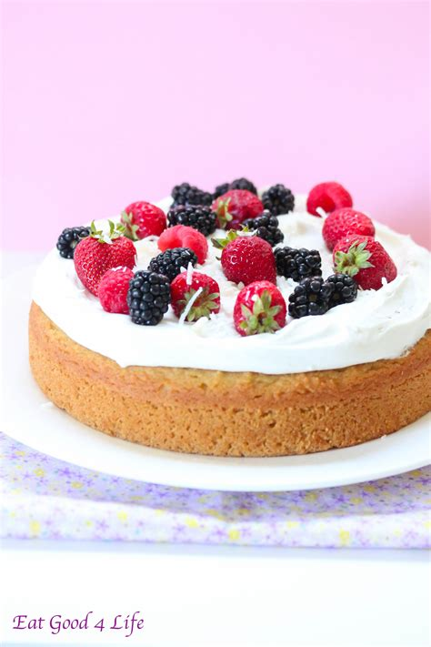 This Is A Cake by Gluten Free Vanilla Cake
