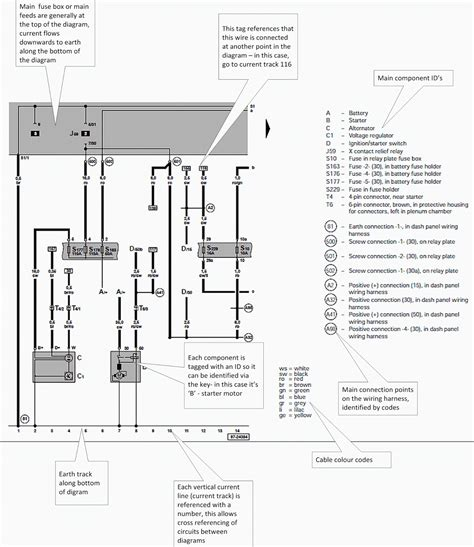 german wiring diagram numbers k grayengineeringeducation