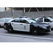 LAPD Ford Police Interceptor Sedan  J L Flickr