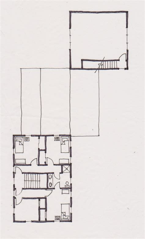 straight floor plan straight floor plan farm second floor 3 22 13 straight 1