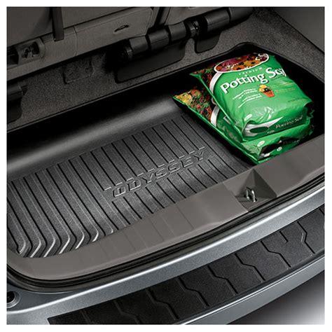 honda odyssey interior cargo accessories bernardi parts