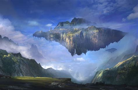 fantasy landscape hd wallpapers pictures images