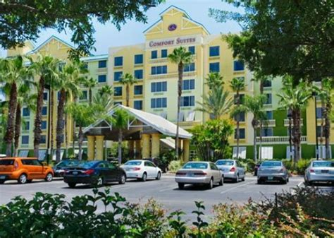 Comfort Suites Maingate East Kissimmee Florida Hotel