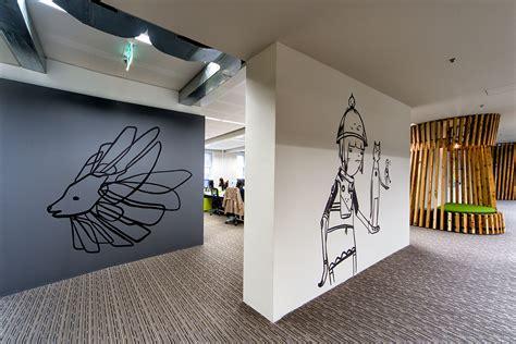 London Wall Murals envato s amazing new hq bandwidth blog