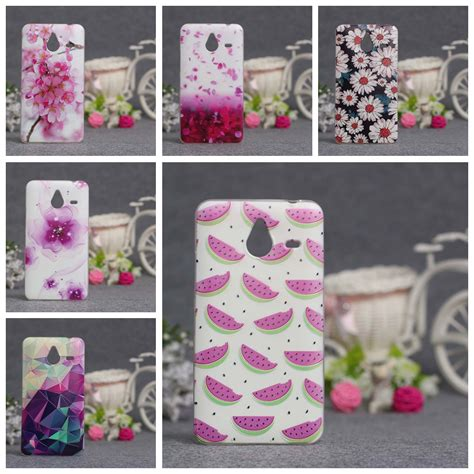 New Silikon Ultrathin Soft Cover Nokia 230 for nokia lumia 640 xl ultra thin tpu cover 3d embossed painting soft silicone phone