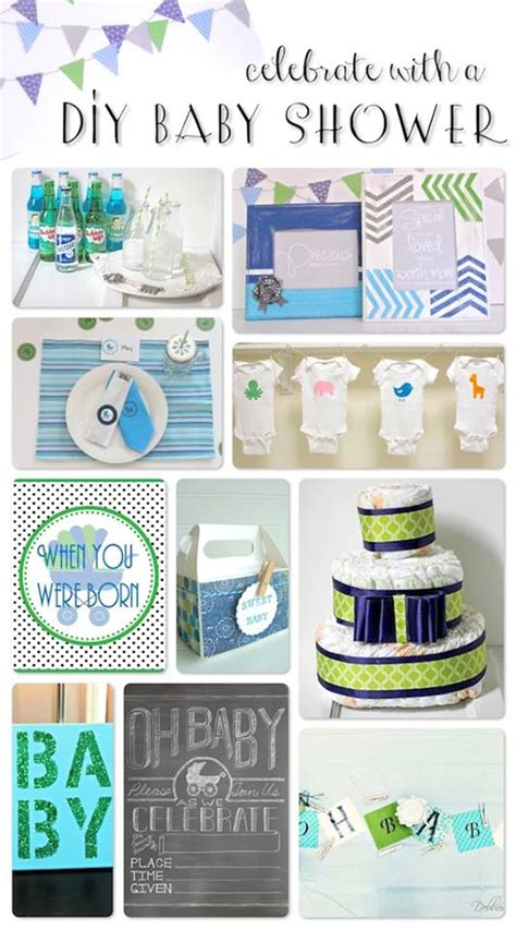 Diy Baby Shower by Easy Baby Shower Favor Boxes For A Baby Shower