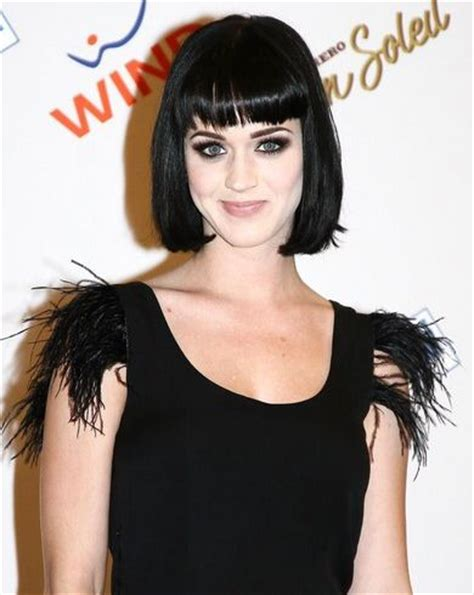 katy perry mini biography katy perry short black hair hair pinterest hair