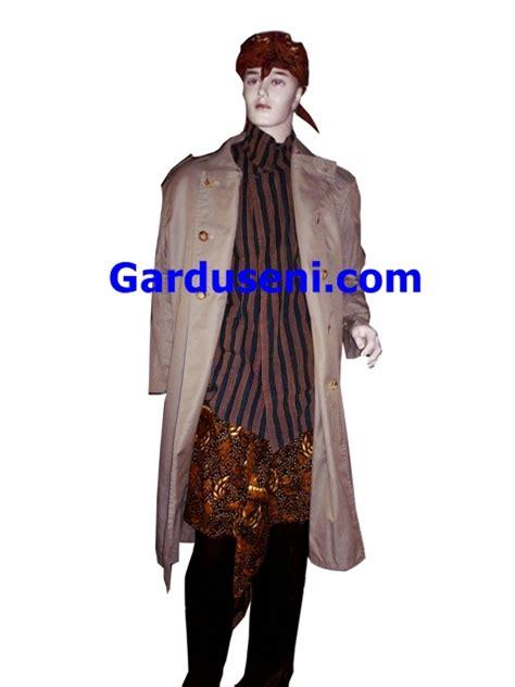 film sejarah jendral sudirman kostum jenderal sudirman gardu seni pusat sewa kostum