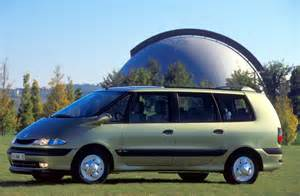 Renault Grande Espace View Of Renault Grand Espace 2 0 Photos Features
