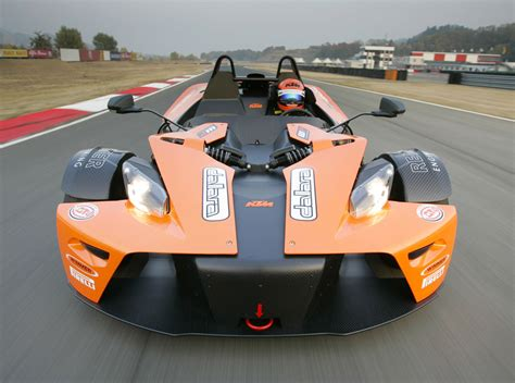 Ktm Track Car Ktm Launches X Bow Race Track Car Cartype
