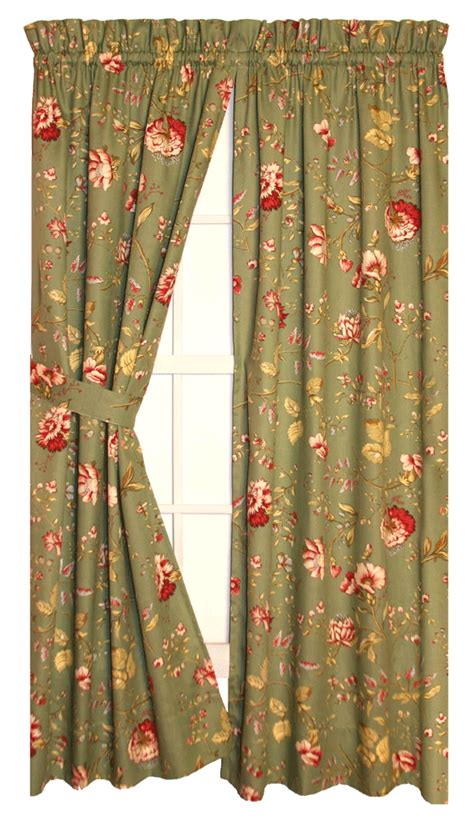 country curtains valances and swags country cottage floral curtains tier valance or swags