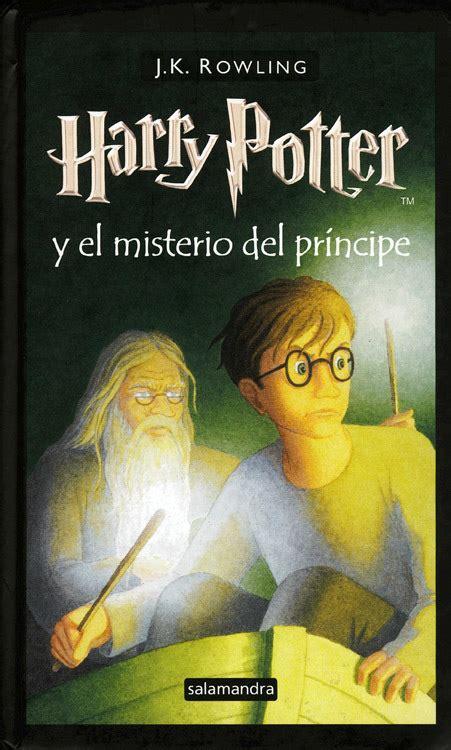libro misterio de la casa harry potter y el misterio del principe rowling joanne k sinopsis del libro rese 241 as