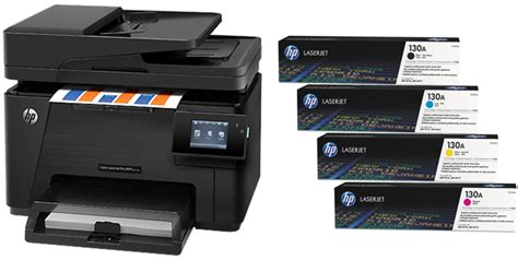 Printer Hp M177fw jual hp color laserjet pro m177fw mfp cz165a printer