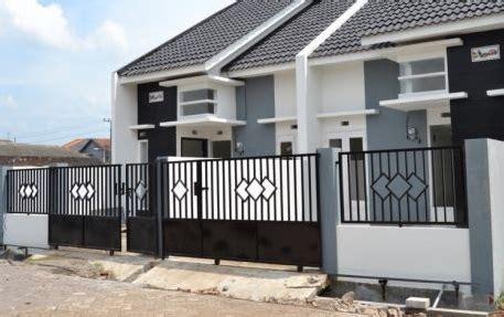 Model Pagar Rumah Minimalis Modern dan Terbaru 2014   Jasa