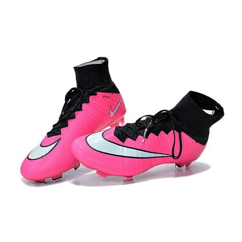 nike ronaldo mercurial superfly 4 fg acc boots pink white