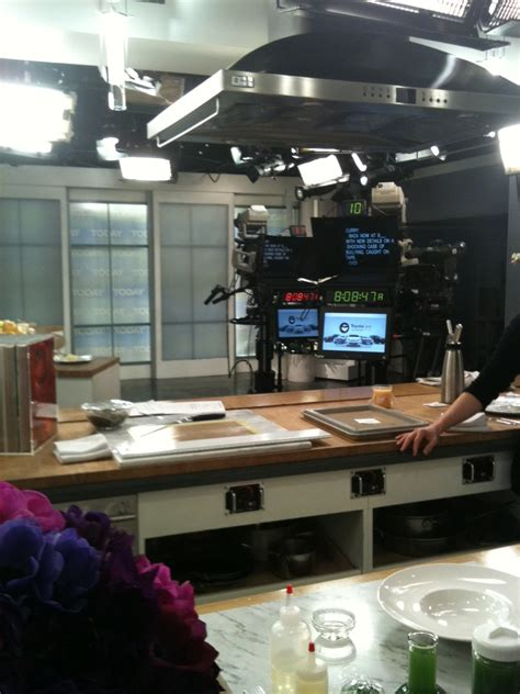 today show set a modernist breakfast on nbc s today show modernist cuisine