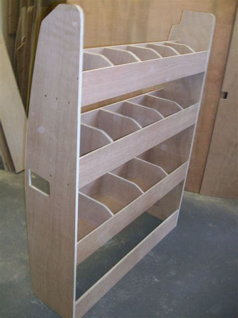 ford transit shelving ideas details about ford transit custom racking ply shelving