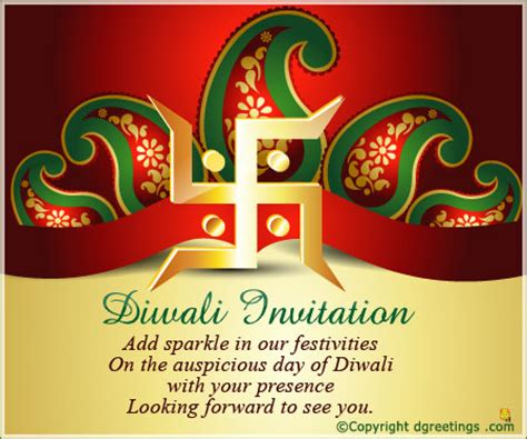 diwali invitation card templates diwali invitation ideas for celebrations from dgreetings