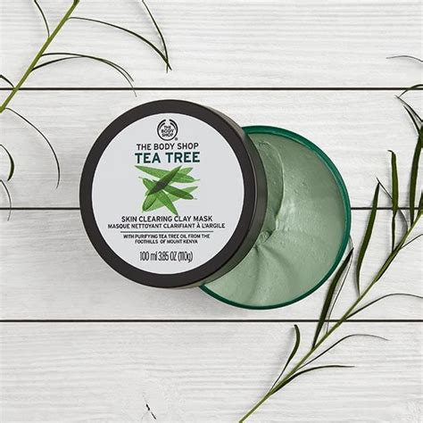 Masker Tea Tree Shop 100 ml