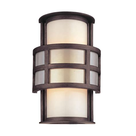 buy the discus exterior wall sconce by troy lighting