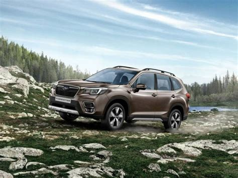 2019 subaru forester manual russia gets two engines in new forester what is subaru
