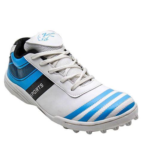 zigaro white cricket sports shoes buy zigaro white
