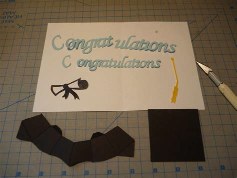 graduation pop up card 3d cap template graduation pop up card 3d cap tutorial creative pop up