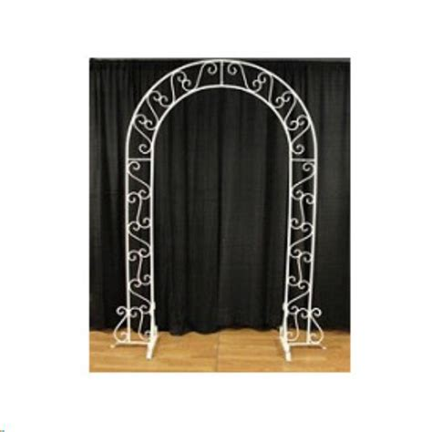 Rent A Wedding Arch Jacksonville Fl by White Wedding Arch Rentals Jacksonville Fl Where To Rent