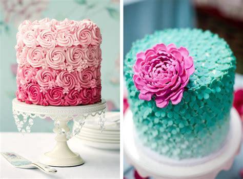 imagenes de tortas raras 15 tortas decoradas con flores m 225 s chicos