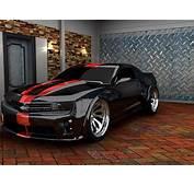 Cool Camaro ZL1 Custom Modern Muscle  Pinnacle