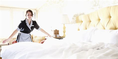 cleaning secrets of hotel maids professional house