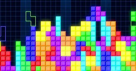 google images tetris students play giant games of tetris snake and pong on the