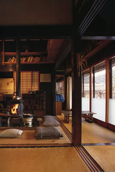 Japanese Home Interiors Ouno Design 187 Japanese Interiors Updated Traditional Farmhouses