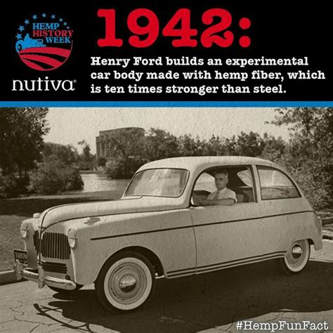Henry Ford Hemp Car by 21 Best Hemp In The Automotive Industry Images On